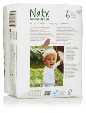Naty by Nature Babycare Size 6 Extra Large Nappies (pack of 18)