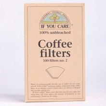 If you Care Coffee Filters - Size 2 (100 filters)
