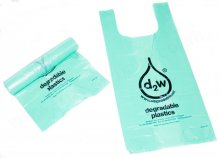 d2w Degradable Multi Purpose (Nappy) Bags (50 bags)