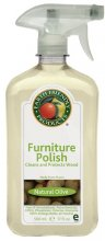 Earth Friendly Furniture Polish (500ml)
