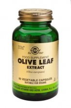 Solgar Olive Leaf Extract Vegetable Capsules (60 capsules)
