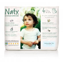 Nature Babycare Pull on Nappy Pants - Size 4 Maxi/Maxi Plus. 8-15 kg, 18-33 lbs ( pack of 22)