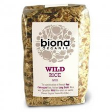 Biona Organic Wild Rice Mix - 500g