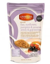 Linwoods Milled Flaxseed Sunflower Pumpkin & Sesame Seeds & Goji Berries - 425g