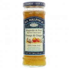 St Dalfour Orange and Ginger Preserve - 284g