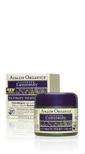 Avalon Organics - Lavender Luminosity Ultimate Night Cream - 57g