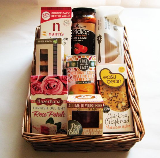 Small gluten free hamper small gluten free hamper hmwf 2050 small gluten free hamper negle Images