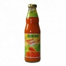 Eden Carrot Juice - Organic - 750ml