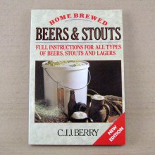 Home Brewed Beers and Stouts - CJJ Berry