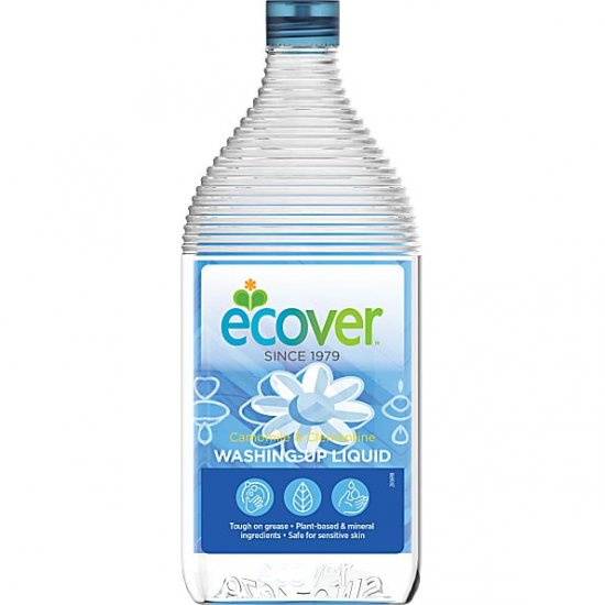 Ecover Washing Up Liquid - Chamomile & Marigold (950ml) - Click Image to Close
