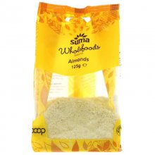 Suma Ground Almonds - 125g