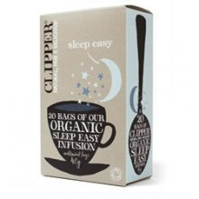 Clipper Organic Sleep Easy Infusion - 20 bags