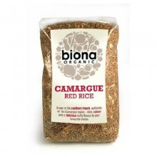 Biona Organic Camargue Red Rice - 500g