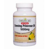 Natures Aid Evening Primrose Oil 1000mg (180 softgels)