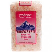 Profusion - Himalayan Rose Pink Crystal Salt - Coarse - 500g